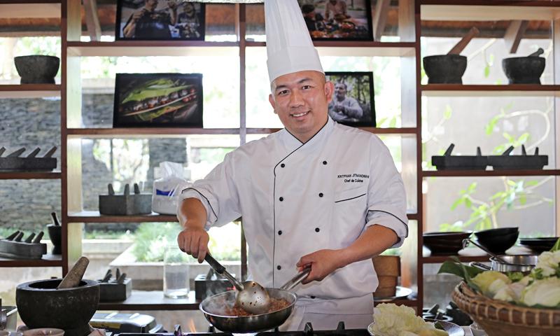 Chiang Mai Flavors Promotion @Ginja Taste 20 – 26 November, JW Marriott Phuket