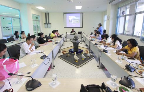PSU Phuket Campus Announces Research Results on Waste Problems