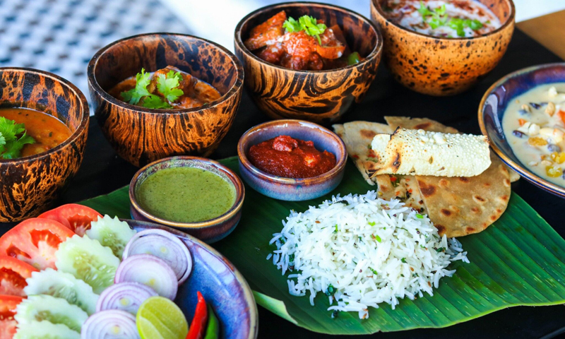 Indian Cuisine at The SIS Kata and Kata Sea Breeze Resort