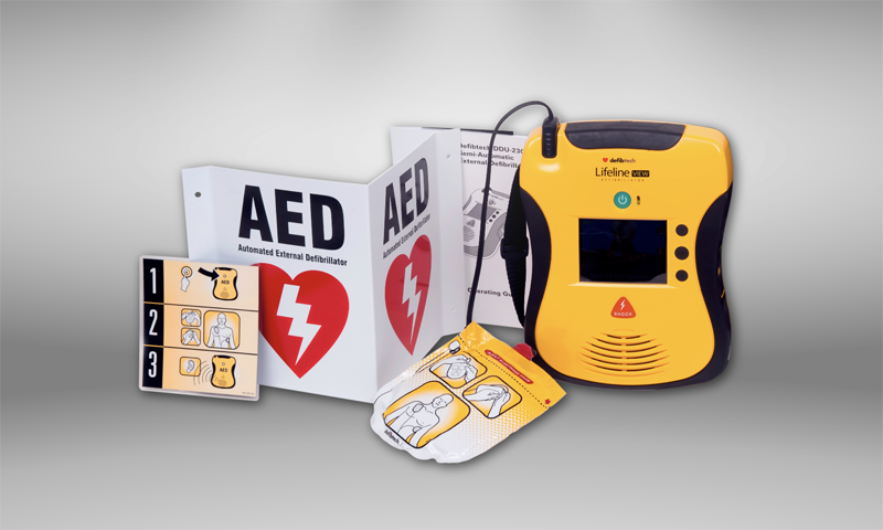Novotel Phuket Phokeethra have purchased AEDs for the prevention of emergencies