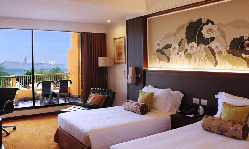 Dusit Thani Pattaya – An Elegant Hotel in Pattaya