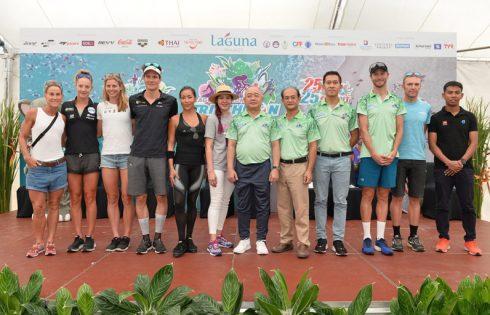 26th Laguna Phuket Triathlon to Make a Mark as Southeast Asia's Longest-standing Triathlon Race