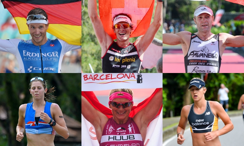 26th Laguna Phuket Triathlon to See Clash of Multiple Champions