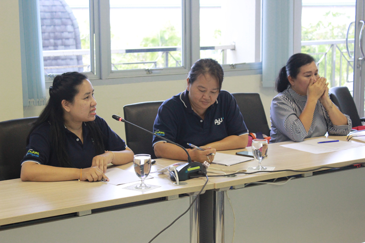 Prince of Songkla University Phuket Campus Announces Research Results on Waste Problems The Impact on the Policy of Phuket Province