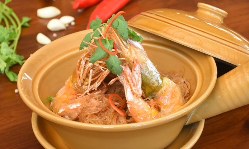 "Promotion: Taste of ""Baked Prawn with Glass Noodle"", Deevana Patong Resort & Spa"