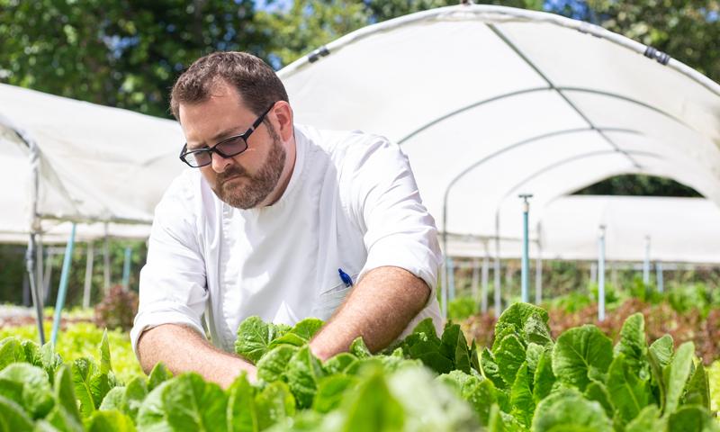 Chef Alexander James Oddy makes his debut as Executive Chef at The Racha