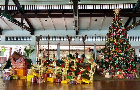 JW Marriott Phuket Ushers in Holiday Season with Christmas Tree-Lighting Ceremony