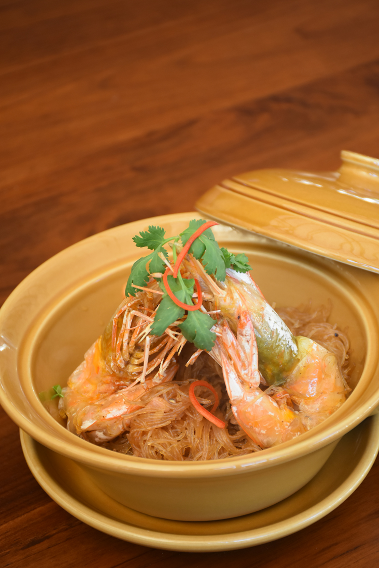 """Promotion: Taste of """"Baked Prawn with Glass Noodle"""", Deevana Patong Resort & Spa"""