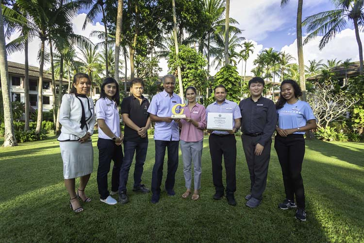 JW Marriott Phuket Resort & Spa Receives The Green Hotel Award – Gold Level