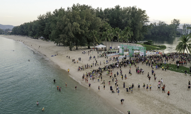 27th Laguna Phuket Triathlon to Feature Duathlon Race