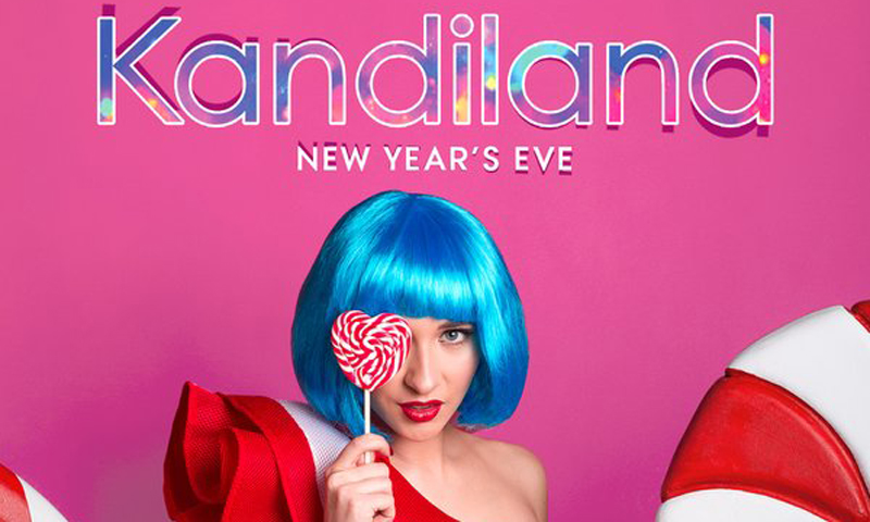 Dream Beach Club pres 'KANDILAND New Year's Eve' – TUE 31 DEC 19