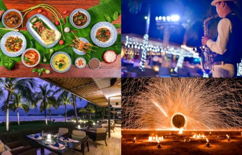 Phuket Marriott Resort and Spa, Nai Yang Beach Invites Guests to Enjoy Sparkling Festive Celebrations on Thailand's Tropical Shores