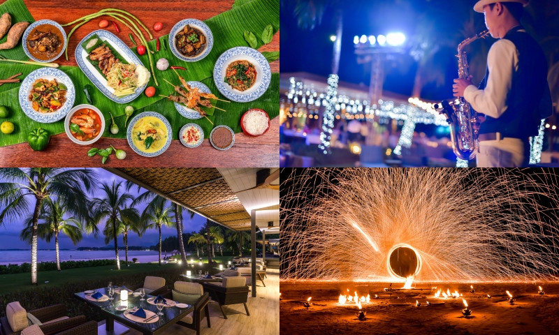 Phuket Marriott Resort and Spa, Nai Yang Beach Invites Guests to Enjoy Sparkling Festive Celebrations