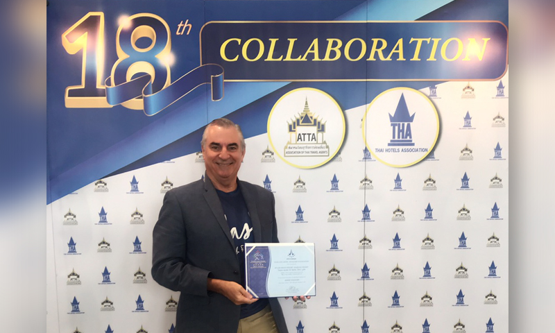 Splash Beach Resort named 5-Star Thailand mice venue standard resort