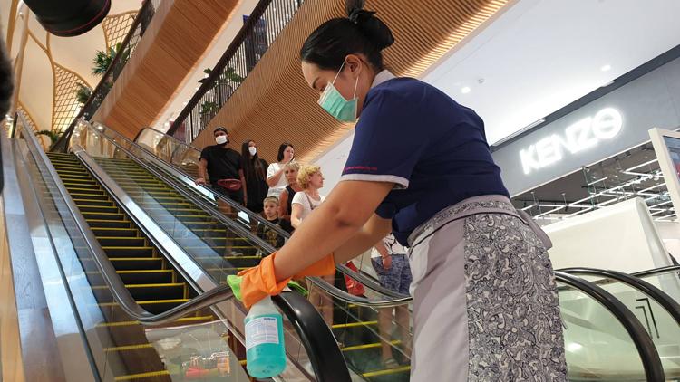 Central Phuket implements preventive procedures to address coronavirus