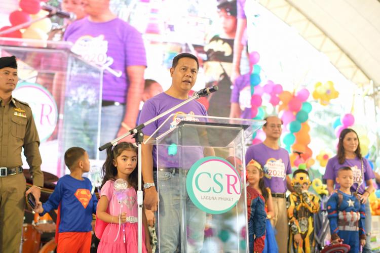 Laguna Phuket Invites All to Celebrate National Children's Day 2020 at Laguna Grove