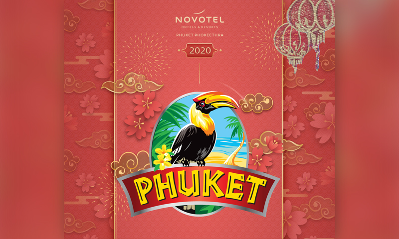 Celebrate Chinese New Year and Drink up the skyscape at Estrela Sky Lounge Novotel Phuket Phokeethra