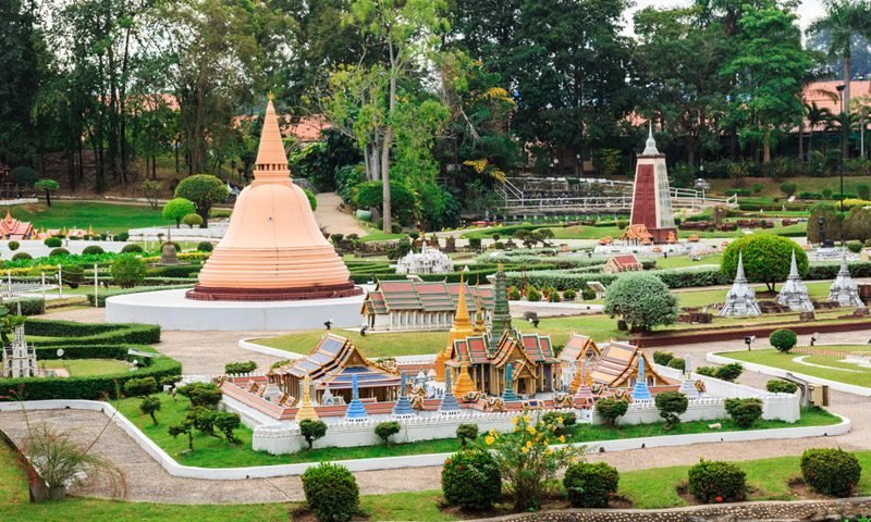Top 5 Tourist Attraction in Jomtien, Pattaya