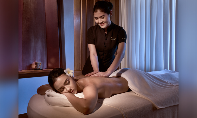 So Spa with L'Occitane Promotion at Sofitel Krabi