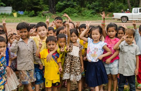 Support a Worthy Education Charity in Thailand