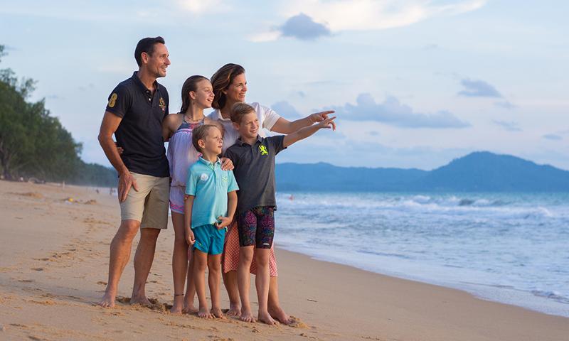 JW Marriott Phuket Names Top 10 Best Family Resort in Thailand