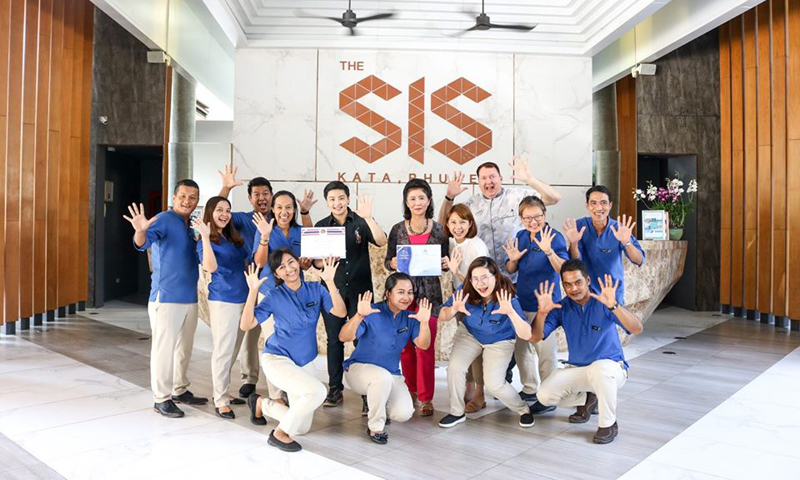 The SIS Kata: 5 STARS resort standard & certification of drug-free workplace