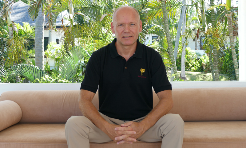Tom Drange, Pioneer Chef of The Racha, returns as Director of food & beverage