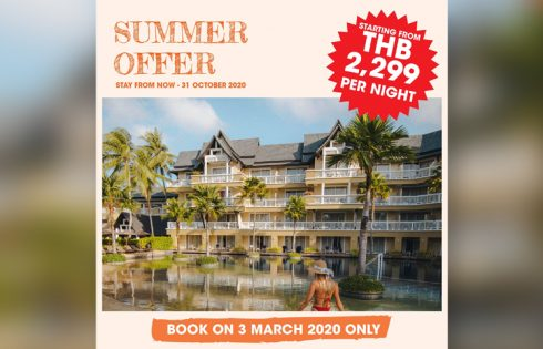 Summer Getaway with HOT Offer!