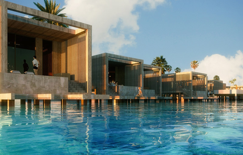 illa Bahamas Hotel Overwater Bungalows