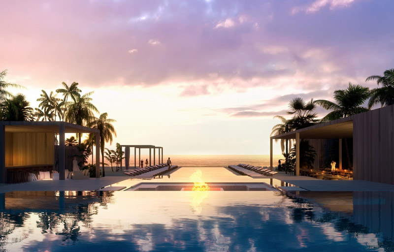 illa Bimini Bahamas Hotel Pool