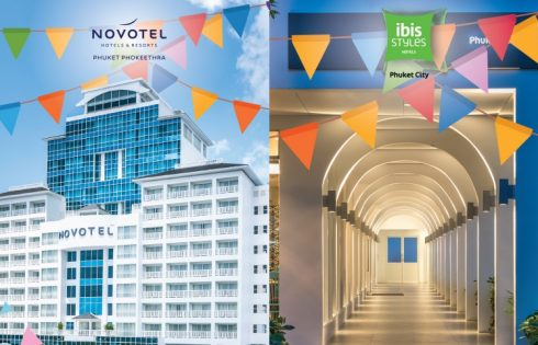 54th Thai Tiew Thai Exclusive stay packages at Novotel Phuket Phokeethra