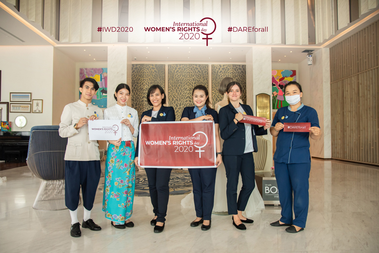 "Novotel Phuket City Phokeethra Celebrates Those Who ""Dare for All"" For International Women's Day"