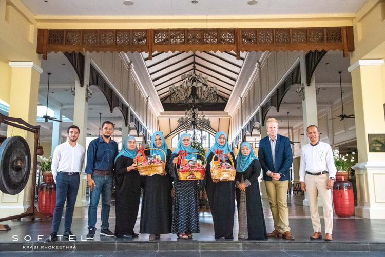 "Sofitel Krabi Phokeethra Celebrates International Women's Day With the Theme of ""Dare for All"""