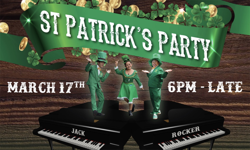 Celebrate St. Patrick's Day at the Drunken Leprechaun
