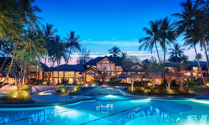 Temporary closure of Dusit Thani Laguna Phuket