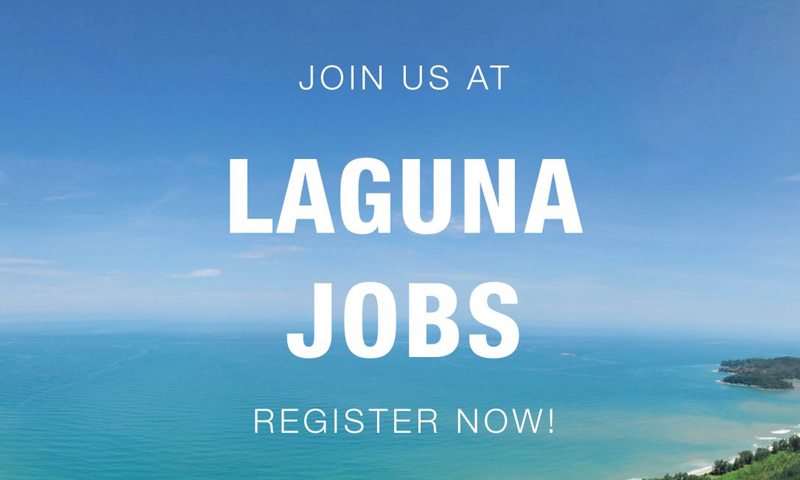 Laguna Resorts & Hotels Sets Up LagunaJobs.com in Response to COVID-19 Challenges