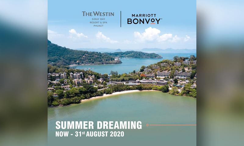 The Westin Siray Bay Resort & Spa Cash Voucher