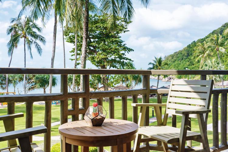 Plan a luxury escape to the Phuket Marriott Resort & Spa, Merlin Beach