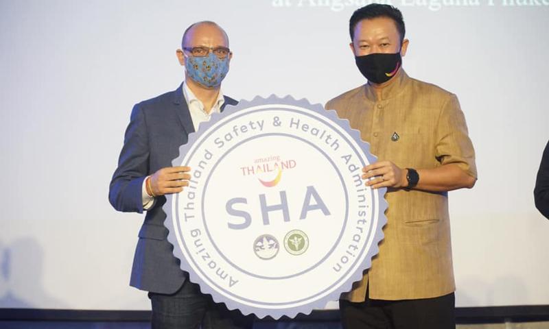 SHA certification – Novotel Phuket City Phokeethra