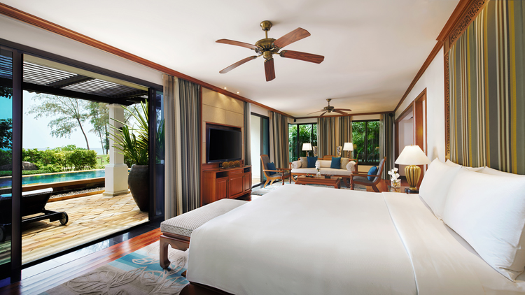 JW Marriott Phuket Resort & Spa voted Top 10 Southeast Asia Resort Hotels by Travel + Leisure World's Best Awards 2020