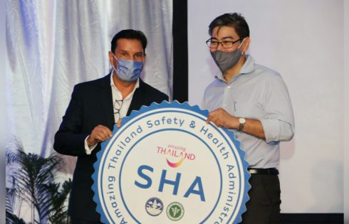 Thanyapura Sports and Health Resort receives The Amazing Thailand Safety And Health Certification