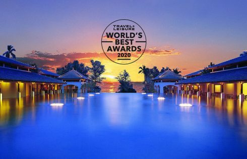 JW Marriott Phuket voted Top 10 Southeast Asia Resort Hotels by Travel + Leisure World's Best Awards 2020