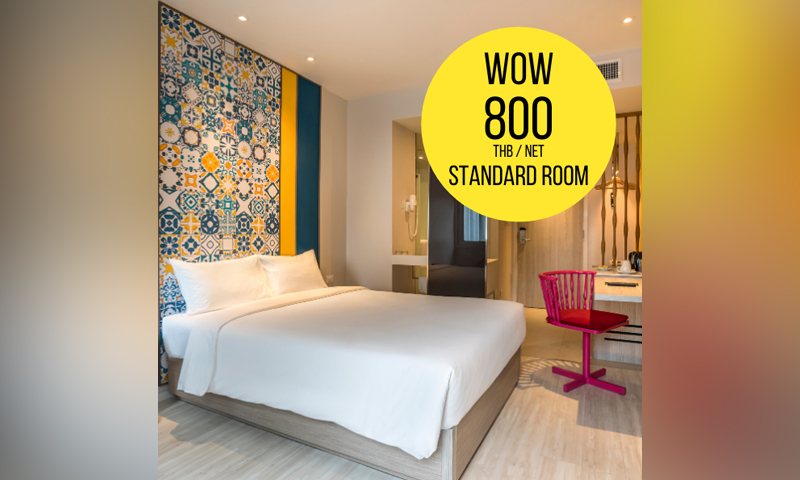 WOW Reopening Offers at ibis Styles Phuket City