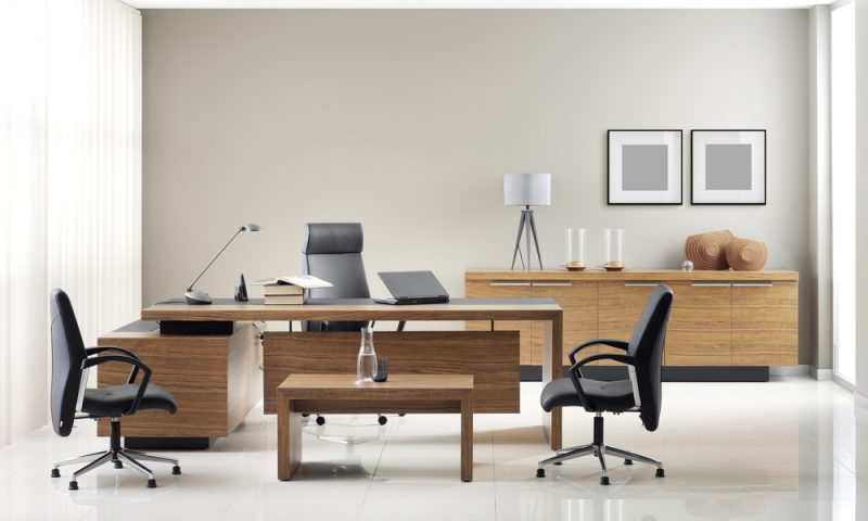Four Tips for Designing the Perfect Modern Office Furniture Setup