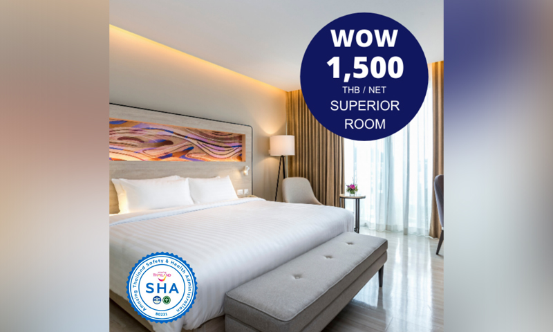 WOW Reopening Offers at Novotel Phuket City Phokeethra