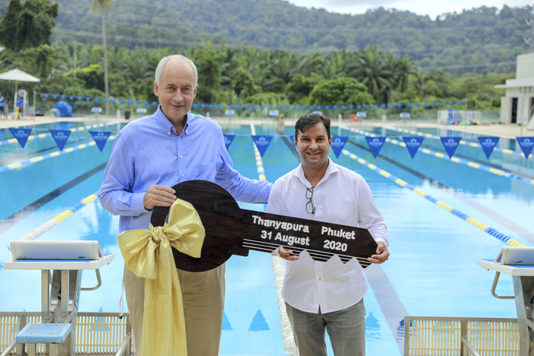 Thanyapura Sports & Health Resort, Phuket is delighted to announce the appointment of Edgar Toral Hernandez as its new CEO, effective 1st September 2020.