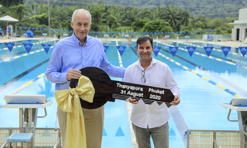 Thanyapura Sports & Health Resort, Phuket announce new CEO