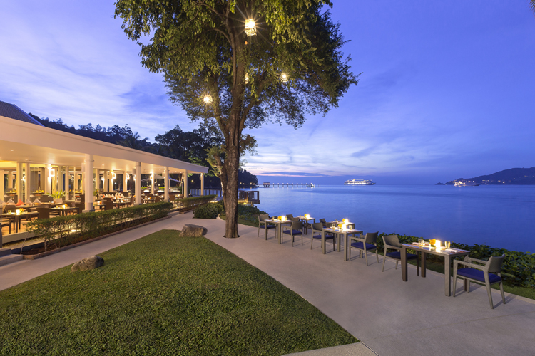 Welcome back! Rediscover Amari Phuket's pristine coast and escape to the refreshing blue waters of the andaman ocean