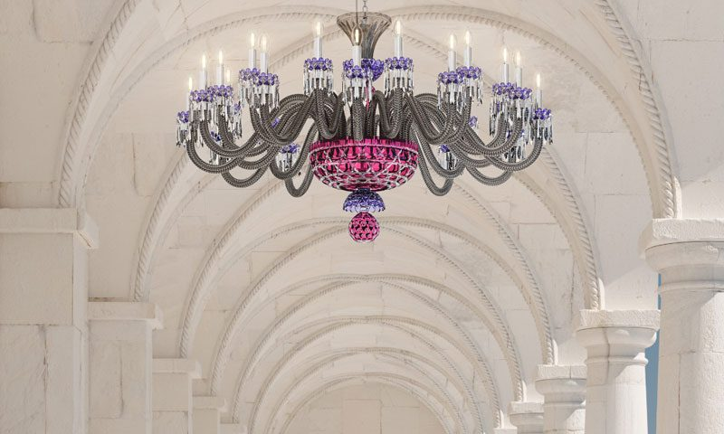Crystal Chandeliers in Thailand Elevate Your Home into a Special Place