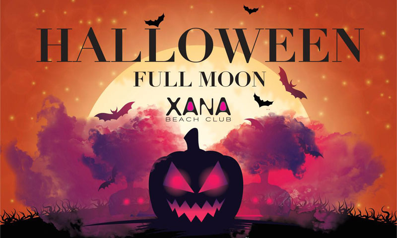 Halloween Full Moon at Angsana Laguna Phuket!